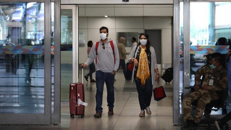 Indyjscy lekarze apelują o utajnienie liczby zakażonych koronawirusem