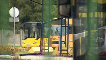 Pijany kierowca autobusu szkolnego wiózł 30 dzieci