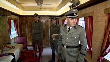 Historia na szynach. Powstała replika wagonu z pociągu Hitlera