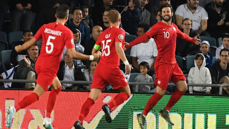 Polska wygrała z Izraelem. Skandal w końcówce meczu