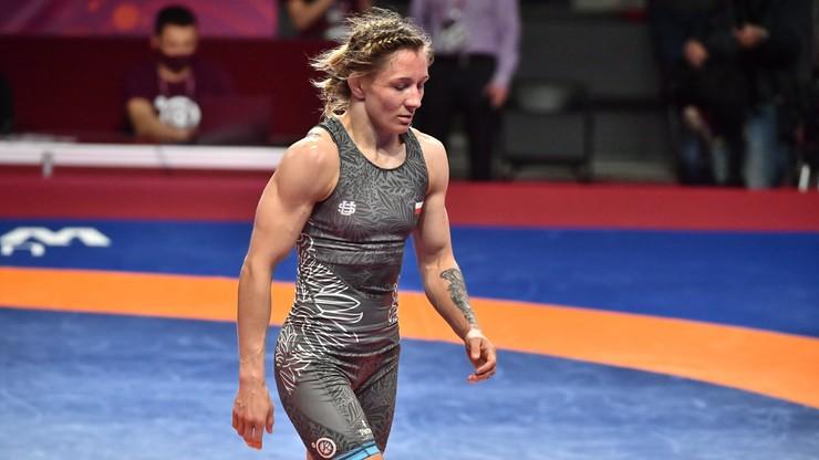 ME w zapasach: Roksana Zasina powalczy o złoty medal