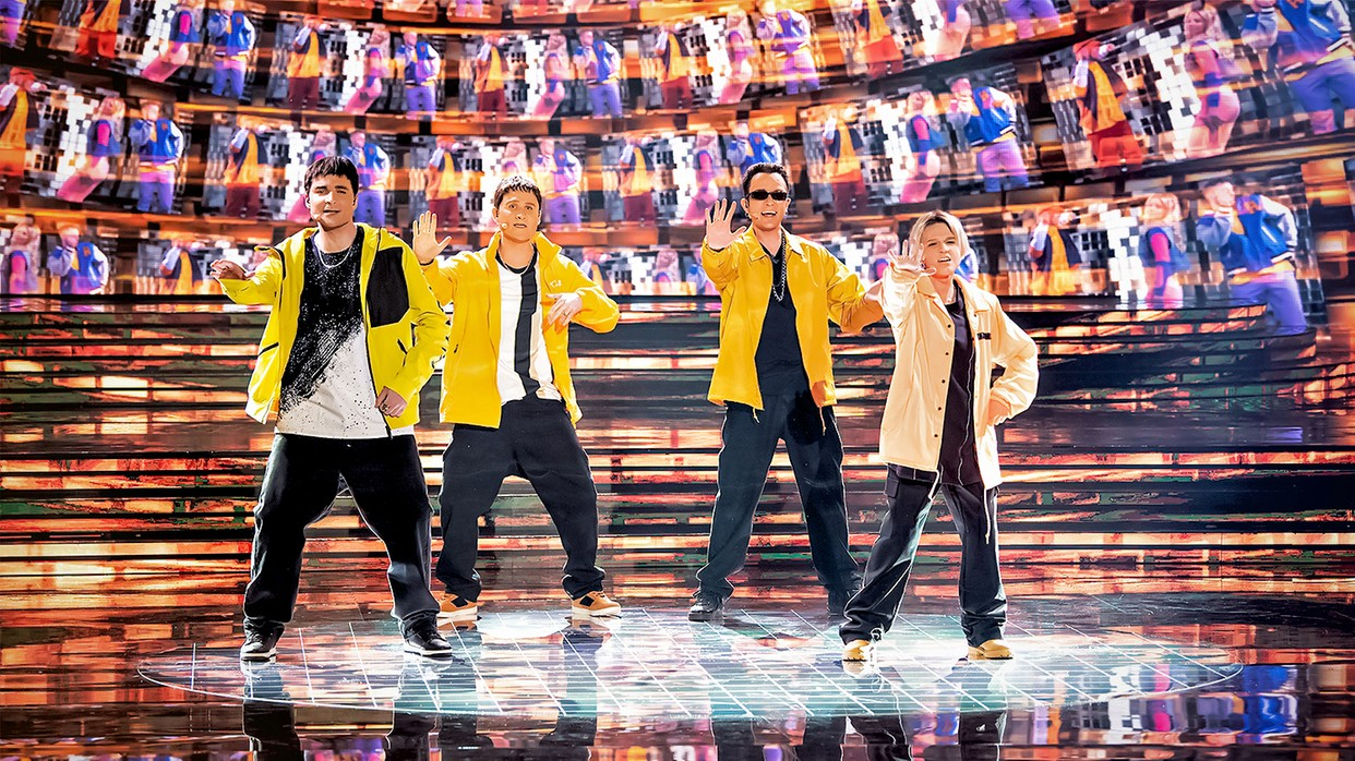 Finał Twoja Twarz Brzmi Znajomo z... Backstreet Boys! - Polsat.pl