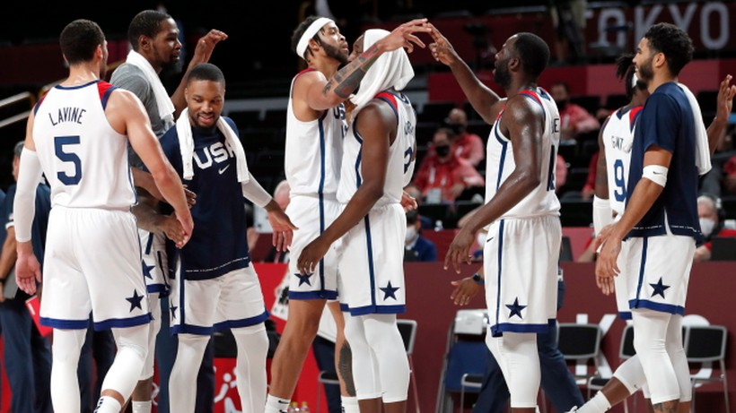 Tokio 2020: Koszykówka. Francja - USA. Relacja i wynik na żywo