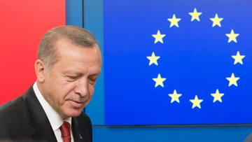 Erdogan obiecał interwencję ws. uwięzionego francuskiego dziennikarza