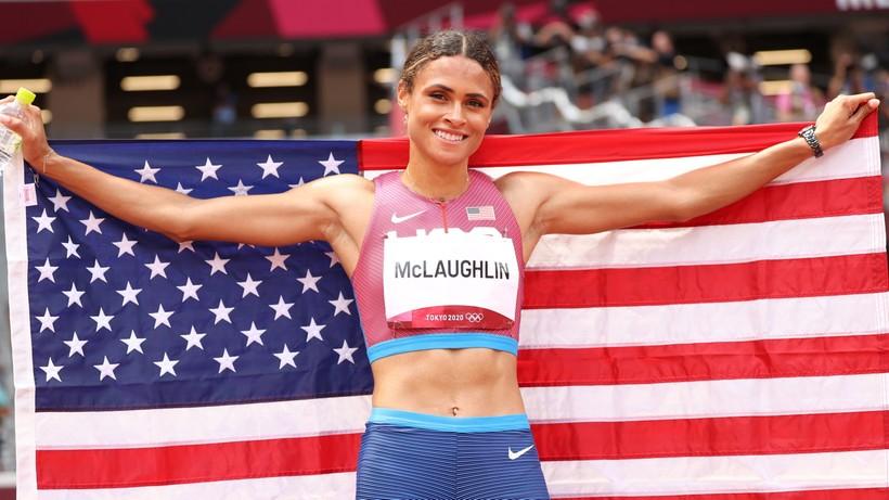 Tokio 2020: Triumf i niesamowity rekord świata Sydney McLaughlin na 400 m ppł