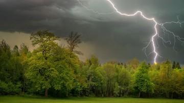 To nie koniec gwałtownych burz. Prognoza pogody na wtorek