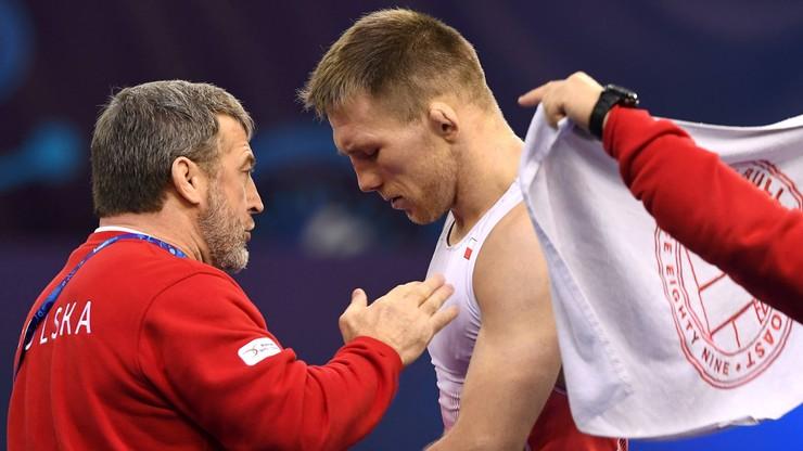 Tokio 2020: Szansa na czwarta kwalifikację olimpijską polskich zapaśników