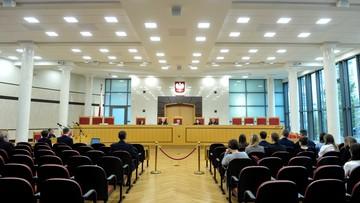 Sejm nie odrzucił projektu PiS o organizacji i trybie postępowania przed TK