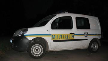 Samochód wjechał w tłum ludzi w Charkowie, zginęło 5 osób
