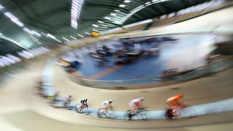 Tokio 2020: Szymon Sajnok na czternastym miejscu przed ostatnią konkurencją omnium