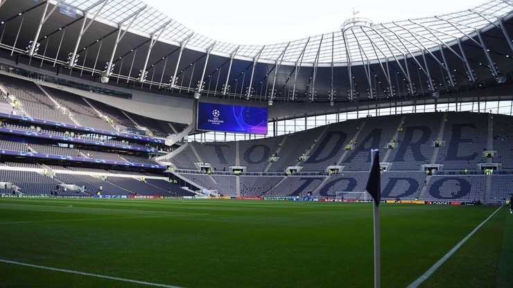 Tottenham sprzedał komplet biletów na finał Ligi Mistrzów... w Londynie