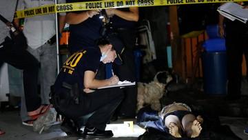 Filipińska policja zlikwidowała ok. 1900 osób za przestępstwa narkotykowe