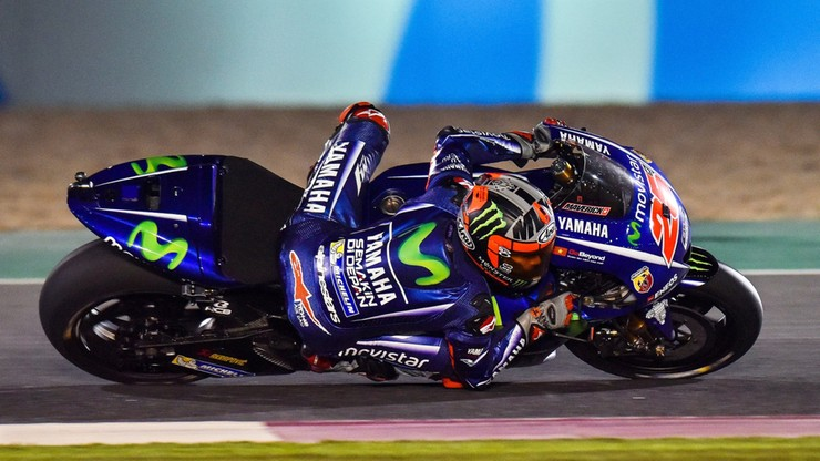 MotoGP: Triumf Vinalesa na inaugurację sezonu