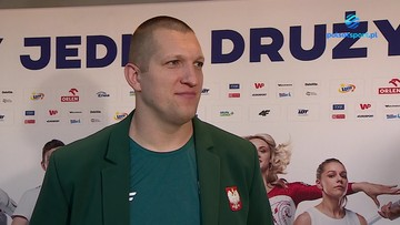 Wojciech Nowicki: Kiedy myślę o igrzyskach, serce bije szybciej