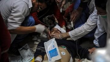 Syryjski reżim oskarżony o atak chemiczny, w którym zginęli cywile. Rosja zaprzecza