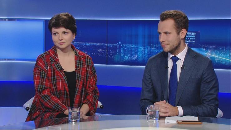 """Wałęsa nazwał Ziobrę """"chłoptasiem"""". Kanthak: przypomina mi to wpisy Stonogi"""