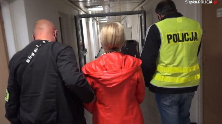 Katowice. Była prezes banku aresztowana pod zarzutem wyrządzenia szkody na 22 mln złotych