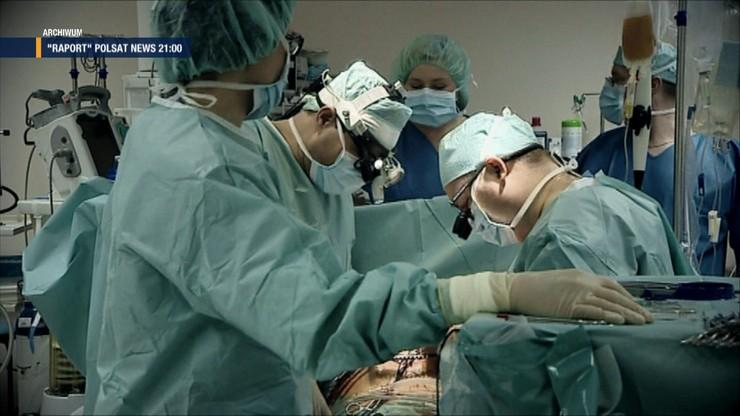 """Czekając na serce. Stan transplantologii dziecięcej - """"Raport"""""""