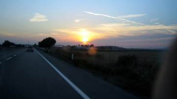 Słynna dziura na drodze w Toskanii kończy 10 lat