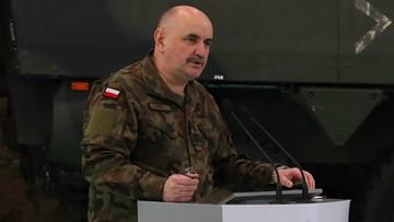 Gen. Mika: nie miałem symptomów koronawirusa