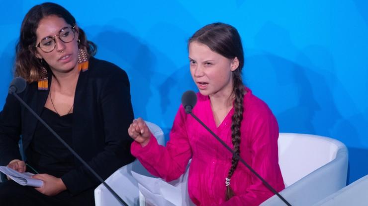 Greta Thunberg wśród laureatów alternatywnego Nobla