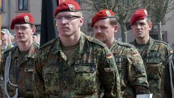 """Niemcy powiększają armię """"ze względu na dzisiejszą sytuację"""". Prasa chwali te plany"""