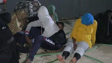 Katastrofa łodzi na Morzu Śródziemnym. Zginęło około 100 migrantów