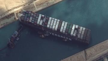Fiasko próby odblokowania Kanału Sueskiego. Handel szuka innych dróg