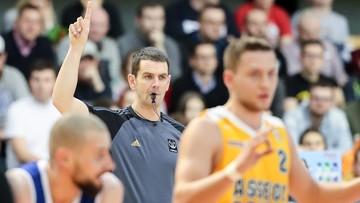 Polski sędzia koszykówki będzie arbitrem podczas igrzysk olimpijskich w Tokio