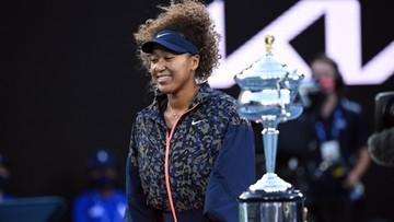 Australian Open: Czwarty tytuł wielkoszlemowy Naomi Osaki