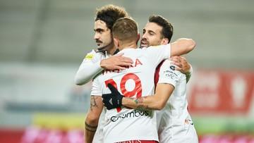 Fortuna 1 Liga: ŁKS Łódź wciąż niepokonany. Powrót na pozycję lidera