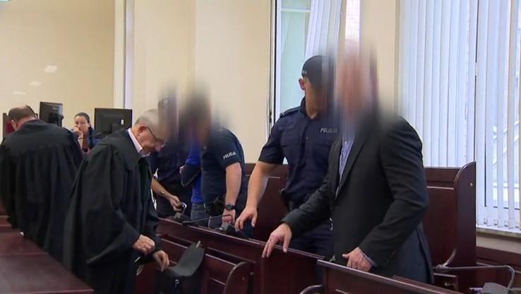 """""""Duduś"""" przekazany polskiej policji. Był poszukiwany europejskim nakazem aresztowania"""