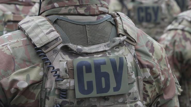 Ukraina: Granatniki przeciwpancerne i pociski artyleryjskie. Nielegalny skład broni w piwnicy