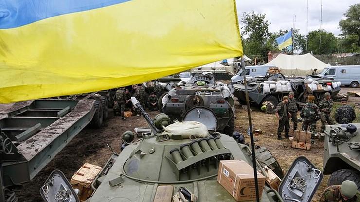 Zaostrza się sytuacja w Donbasie. Separatyści nasilają ataki na pozycje sił rządowych