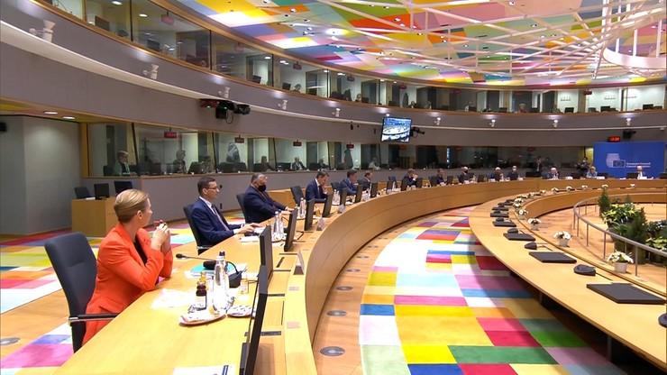 Szczyt w Brukseli. Trwają rozmowy o budżecie UE