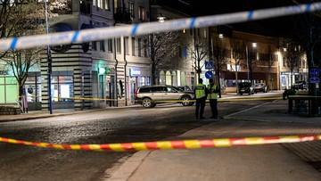 """Atak nożownika w Szwecji. """"Nie ma motywu terrorystycznego"""""""