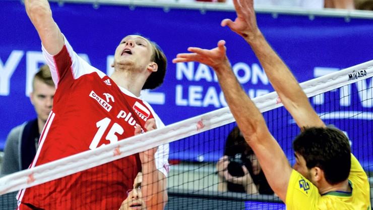 FIVB przełożyła mecze siatkarskiej Ligi Narodów