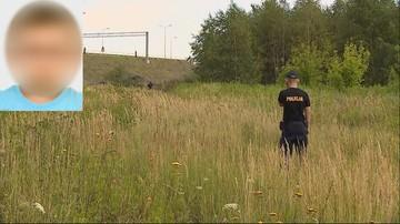 Policja pewna, że odnalazła ciało 5-letniego Dawida, przeszukując stawy przy węźle Pruszków