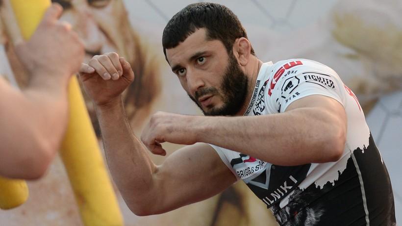 Mamed Khalidov o walce z Roberto Soldiciem: To dla mnie wielki zaszczyt