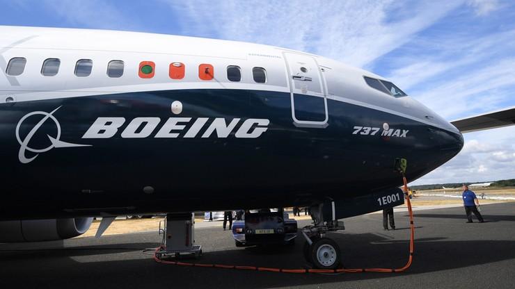 Boeing może zaprzestać tymczasowo produkcji modelu 737 Max