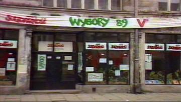"""27 lat temu odbyły się pierwsze częściowo wolne wybory. Zakończyły się wielkim zwycięstwem """"Solidarności"""""""