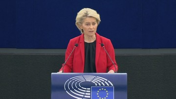 """""""TK nie jest niezależny"""". Von der Leyen o trzech opcjach działań wobec Polski"""