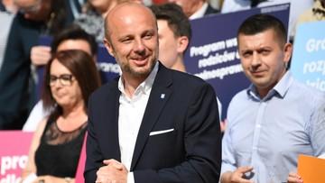 """""""Nowa epoka w historii Rzeszowa"""". Fijołek po zwycięstwie"""