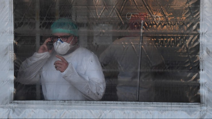 Nowe przypadki koronawirusa w Polsce. Dane ministerstwa, 24 listopada