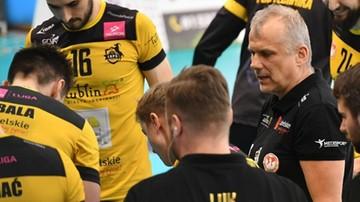 Tauron 1. liga siatkarzy: LUK Politechnika Lublin - BBTS Bielsko-Biała. Relacja i wynik na żywo