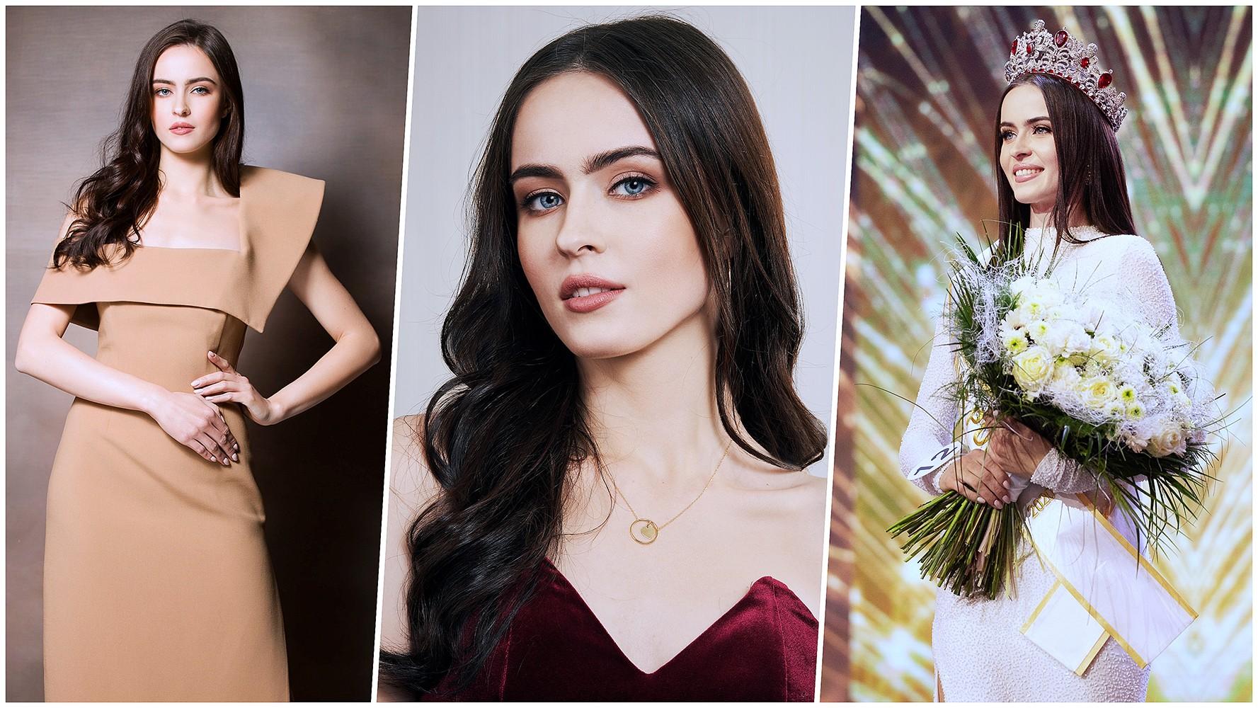 Anna-Maria Jaromin Miss Polski 2020. Poznaj ją bliżej!