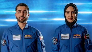 Pierwsza kobieta w historii Emiratów przejdzie szkolenie dla astronautów