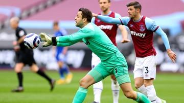 Premier League: Drużyna Fabiańskiego pokonała Leicester City