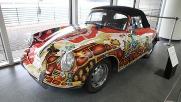 Porsche Janis Joplin sprzedano za ponad 1,7 mln dol.