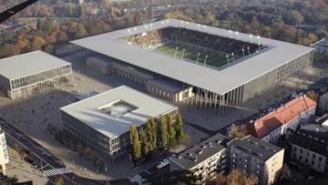 Polonia Warszawa będzie mieć nowy stadion i halę sportową